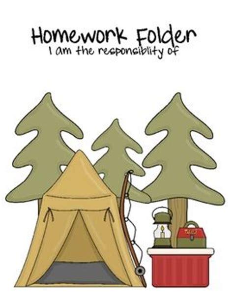 Homework Folder Signs Walder Education